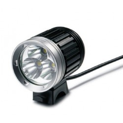 Riders LED CREE 3800 Lumens Front Light w/ Waterproof Baterry